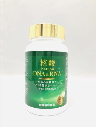 *【送料無料(一部地域除く)!!】ナチュラルケア 核酸Natural DNA&RNA 93g(310mg×300粒)(美容・DNA・天然アミノ酸・ポリアミン・プロタミン・乳酸菌・ビタミン・健康食品・健康補助食品・美容品)