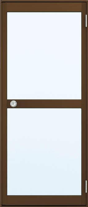 勝手口 送料無料でお届けします 框 アルミ ドア YKKAP 内付 格安 価格でご提供いたします サッシ 2HD 796×2007