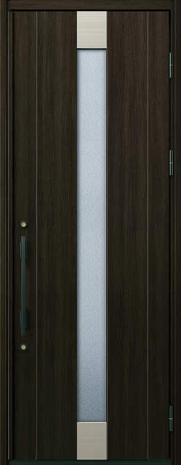 非断熱 玄関ドア プロント 片開き★S06型 Aタイプ★872x2330★YKKAP