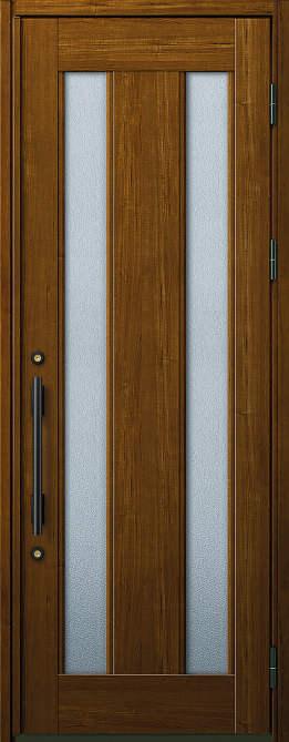 非断熱 玄関ドア プロント 片開き★S02型 Aタイプ★872x2330★YKKAP