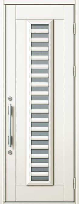 非断熱 玄関ドア プロント 片開き☆S11型 通風機構付きCタイプ☆872x2330☆YKKAP