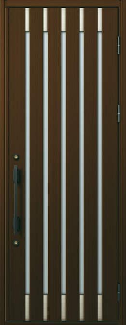 非断熱 玄関ドア プロント 片開き★S08型 Cタイプ★872x2330★YKKAP