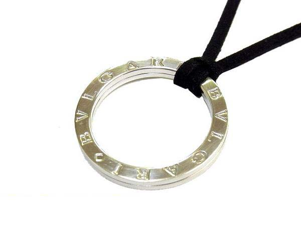 beauty products bvlgari bvlgari key ring necklace choker j003 accessories