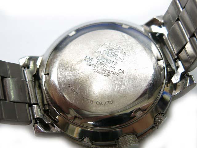 东方东方钛 EM58 C0 自动男式手表 0781
