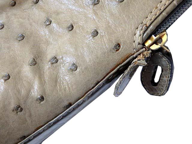 詹弗兰科法拉利鳄鱼 / 鸵鸟袋 0216年鳄鱼手詹弗兰科法拉利