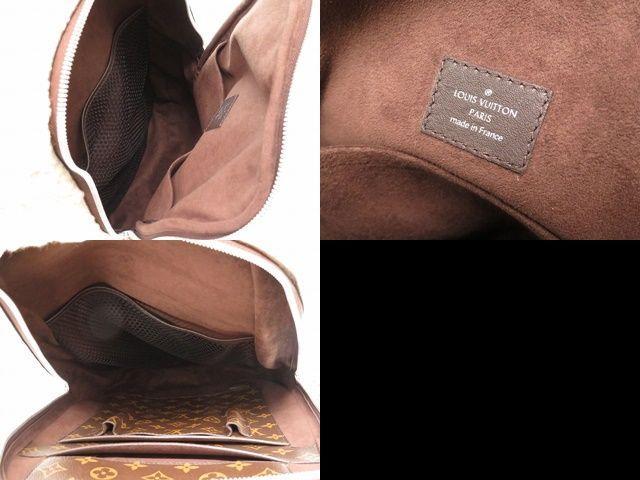 新路易 · 威登说,马格努森 M40278 背包木桐路易 · 威登背包会标马克纽森摇粒绒背包协作 0241