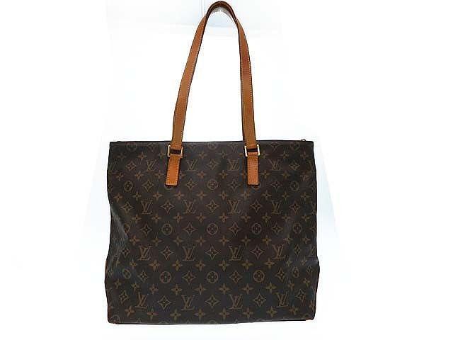 ルイヴィトン モノグラム カバメゾ トートバッグ M51151 トートバッグ バッグ 0354 【中古】 Louis Vuitton