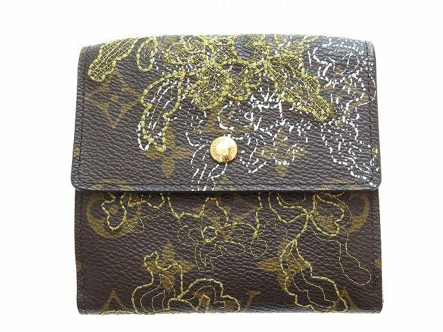 新品同様 ルイヴィトン モノグラム ダンテェル 二つ折 財布 M95395 0369【中古】Louis Vuitton
