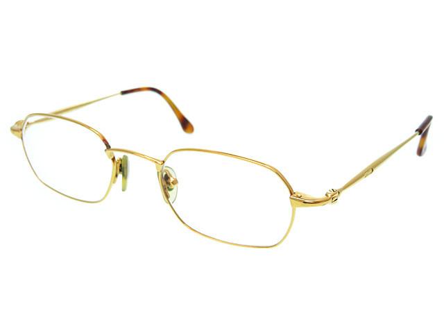 古馳黄金架子眼鏡眼鏡眼罩0279GUCCI