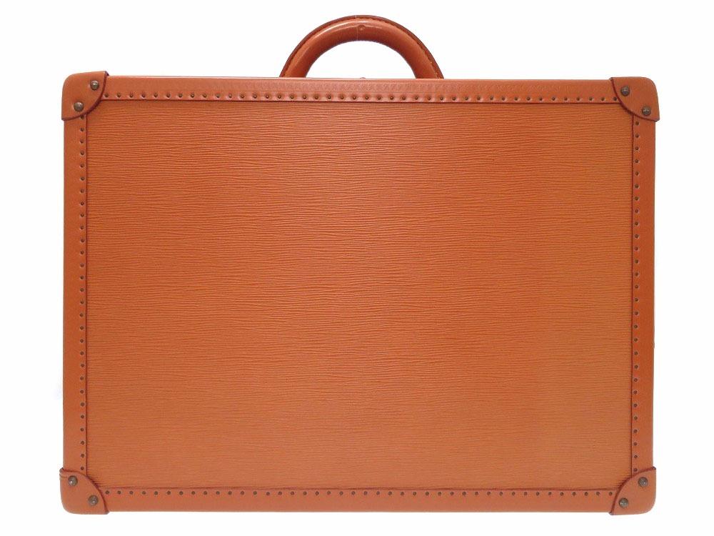 ルイヴィトン エピ ビステン50 トランクケース アタッシュケース ケニアブラウン スーツケース バッグ LV 0483 【中古】 LOUIS VUITTON