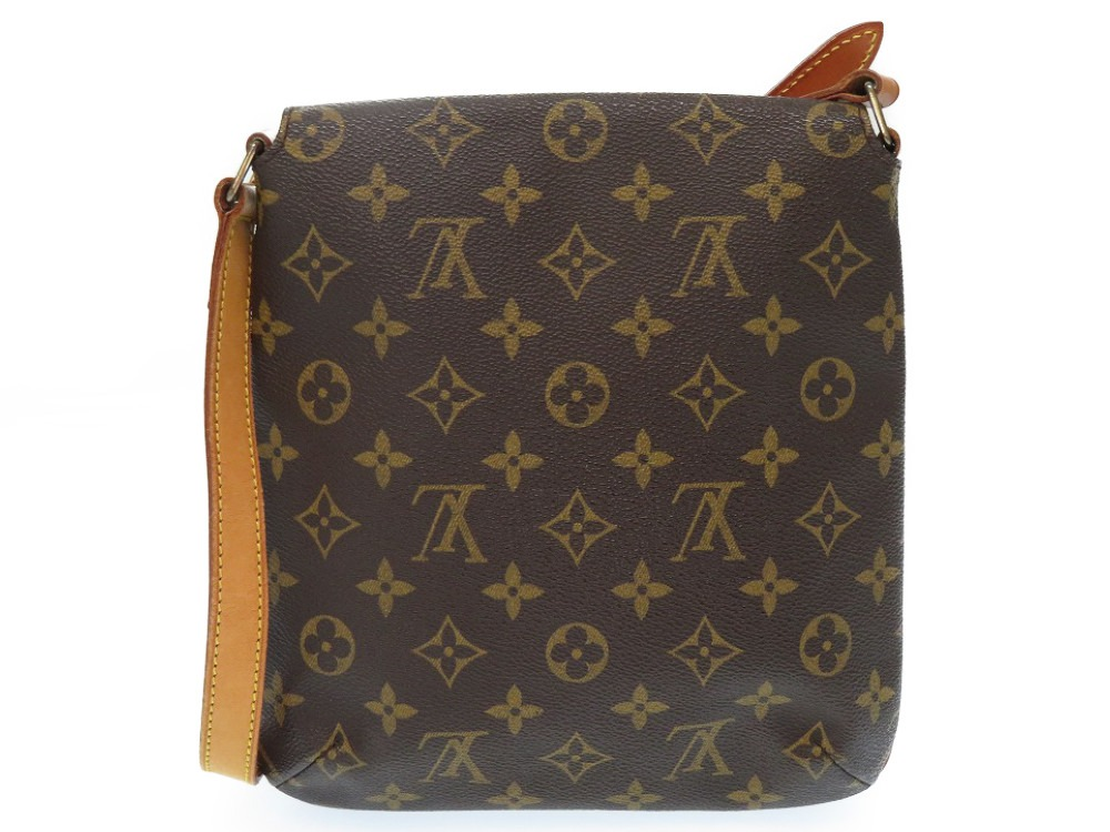 8154721cbdba2 Louis Vuitton monogram musette salsa short strap shoulder bag M51258 LV  0067LOUIS VUITTON
