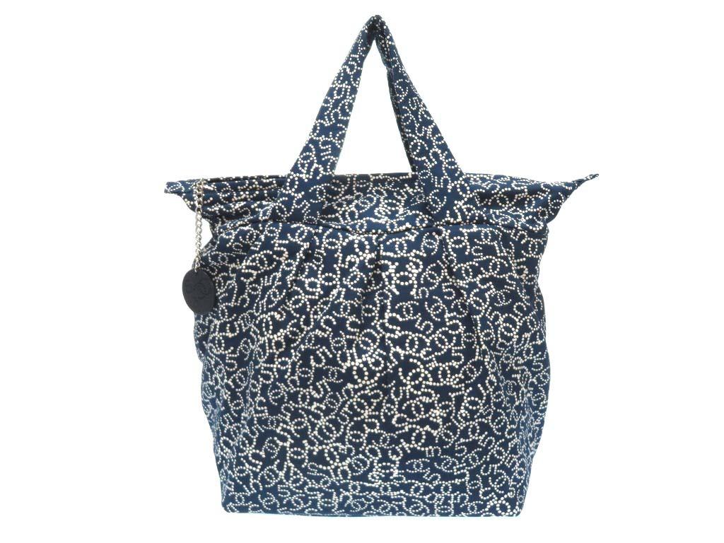 f204a8ecc6e0bc Beautiful article Chanel 5 here mark canvas tote bag navy dark blue  0025CHANEL ...