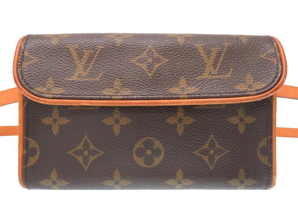 ルイ ヴィトン モノグラム ポシェット フロランティーヌ M51855 ウエストバッグ バッグ LV 0069 【中古】 LOUIS VUITTON