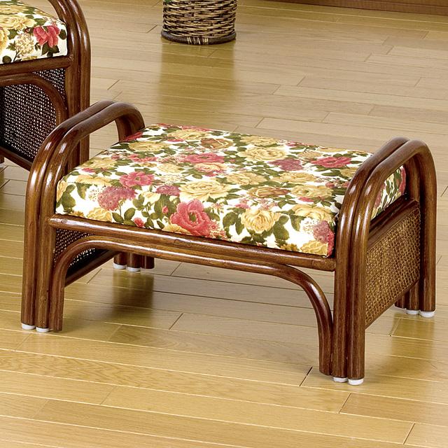 座椅子 ハイ ロータイプ2脚組 椅子 イス いす ラタン ラタンチェア ラタン家具