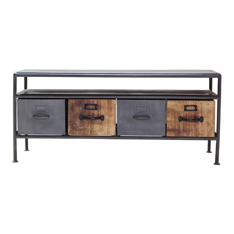テレビボード アイアン インダストリアル家具