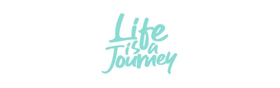 Life is a Journey:男女共に着用可能でプレゼントやペアにもオススメのドメスティックブランド