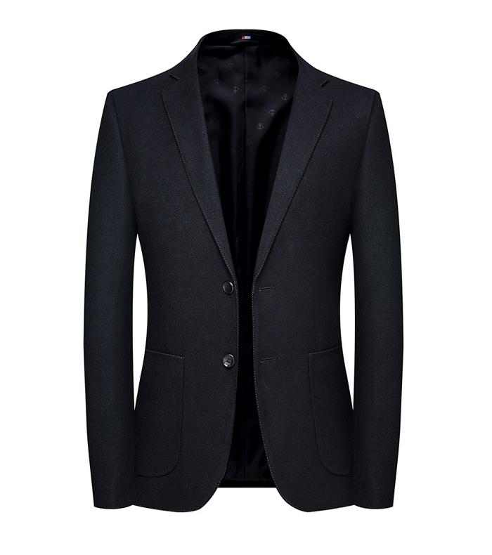 【送料無料】スーツ メンズ 二つボタン トップス ジャケット メンズ テーラードジャケット ビジネス カジュアル スーツ コート 細身 トップス 秋冬春 フォーマル 形態安定 オールシーズン 高級感 結婚式 就活用 就職 スリムフィットスタイル