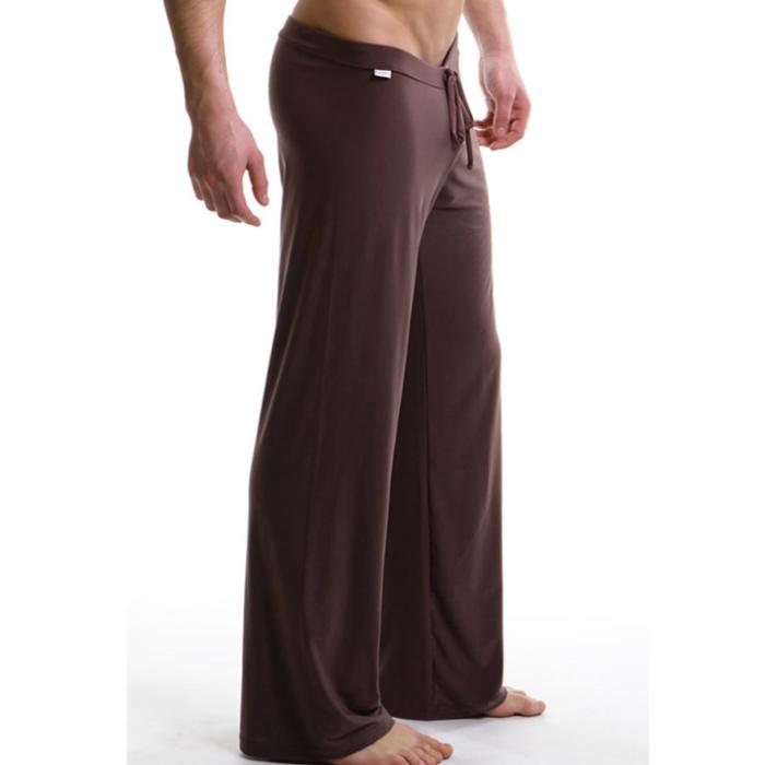 通気性 綿素材で優れた穿き心地の良さが魅力です パジャマ メンズ パンツ ルームウェア 柔らかい ストレッチ ジョガーパンツ 買収 長パンツ マーケティング ロングパンツ 部屋着 ウエストゴム 通気 アンダーウエア ボトムス