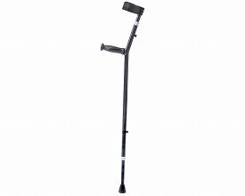 Mgクラッチ オープンカフタイプ 左右兼用 田辺プレス 杖 ステッキ ロフストランドクラッチ 松葉杖