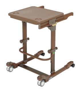 タスカルウォーカーII / TW-110 ウチヱ 四輪歩行器(介護用品 歩行器 介護 高齢者 歩行器 シルバー)