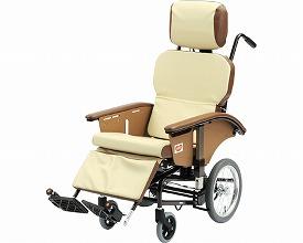 車椅子 コンフォートアシスタ 介助ブレーキなし / PRW-01 ベージュ【ピジョンタヒラ】【smtb-KD】