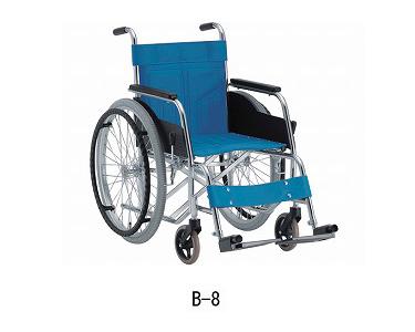 車椅子 車いす 車イス 送料無料 スチール製自走用車いす DM-101 松永製作所(車椅子 車いす 車イス)