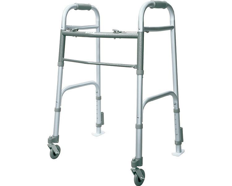 固定式歩行器 スライドウォーカー Another(アナザー) 日本エスタ(介護用品 歩行器 介護 高齢者 歩行器)