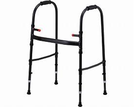 歩行器 介護用 MgウォーカーIII型 / Sサイズ 田辺プレス 固定型歩行器(介護用品 歩行器 介護 高齢者 歩行器 シルバー)