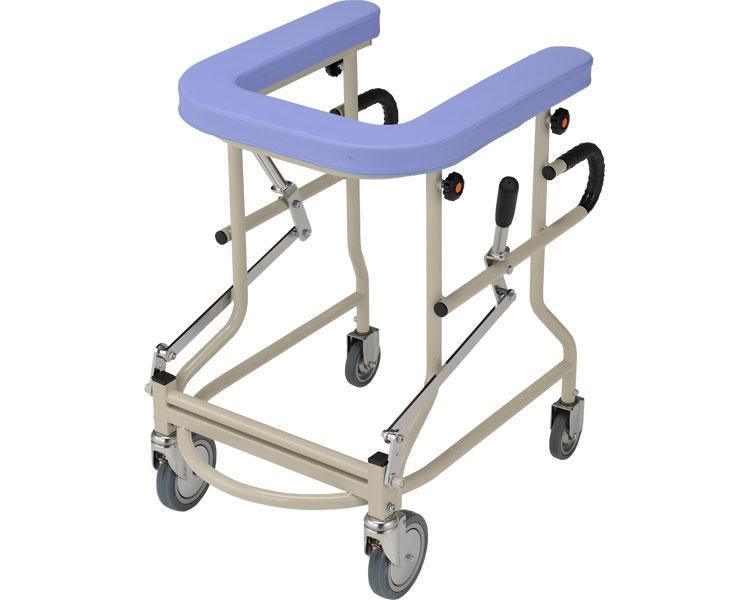歩行器 アルコーTL型 星光医療器製作所 四輪歩行器(介護用品 歩行器 介護 高齢者 歩行器)