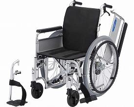 車椅子 車いす 車イス 送料無料 モジュラー式自走用車いす / EX-M3 日進医療器(車椅子 車いす 車イス)