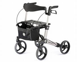 ハンディウォークM / KZ-C21003 パラマウントベッド 歩行器シルバーカー(介護用品 歩行器 介護 高齢者 歩行器)