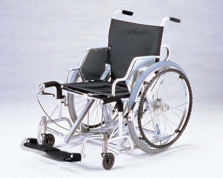 車椅子 車いす 車イス 送料無料 座席昇降手動車いす トライメイトN 日進医療器(車椅子 車いす 車イス)