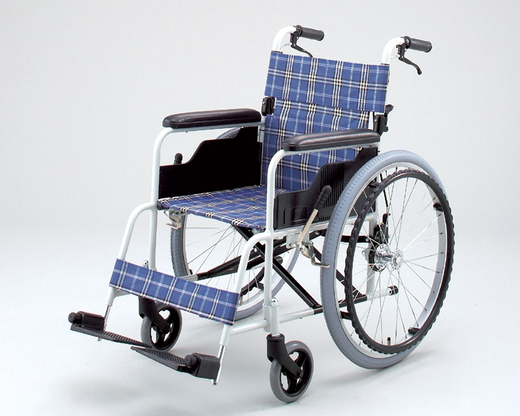 車椅子 軽量 アルミ自走式車椅子 TK-10CB 日進医療器(車椅子 車いす 車イス)
