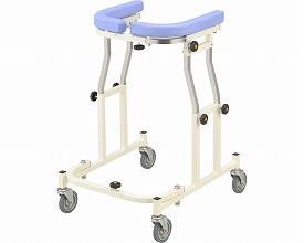 折りたたみ歩行器 アルコー12型 ブレーキなし  星光医療器製作所(介護用品 歩行器 介護 高齢者 歩行器 シルバー 歩行 器 大人 歩行補助)