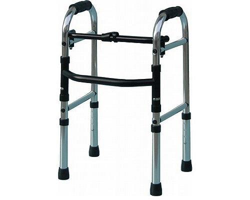 ミニフレームウォーカー固定型/WFM-4262  シンエンス 固定型歩行器(介護用品 歩行器 介護 高齢者 歩行器), ミズマグン:eccf32a6 --- co-po.jp