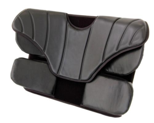 車椅子 クッション アウルサポート カバー付バッククッション / OWLS-B01加地車椅子用クッション
