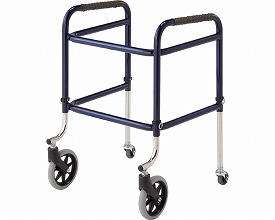 アルコーキューブCN  星光医療器製作所 四輪歩行器(介護用品 歩行器 介護 高齢者 歩行器 シルバー)