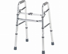 歩行補助 歩行支援 送料無料 介護用品 固定型歩行器 歩行器 アルコー10型 100517 宅送 高齢者 器 星光医療器 大人 シルバー 介護 ※アウトレット品 歩行