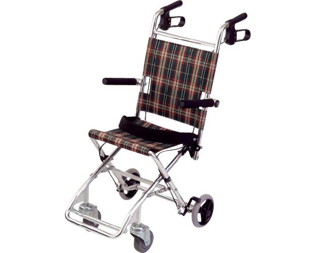 車椅子 軽量 折り畳み 介助式小型車いす チビポン HTB-AC1【美和商事☆★】【車椅子】【車イス】【smtb-KD】