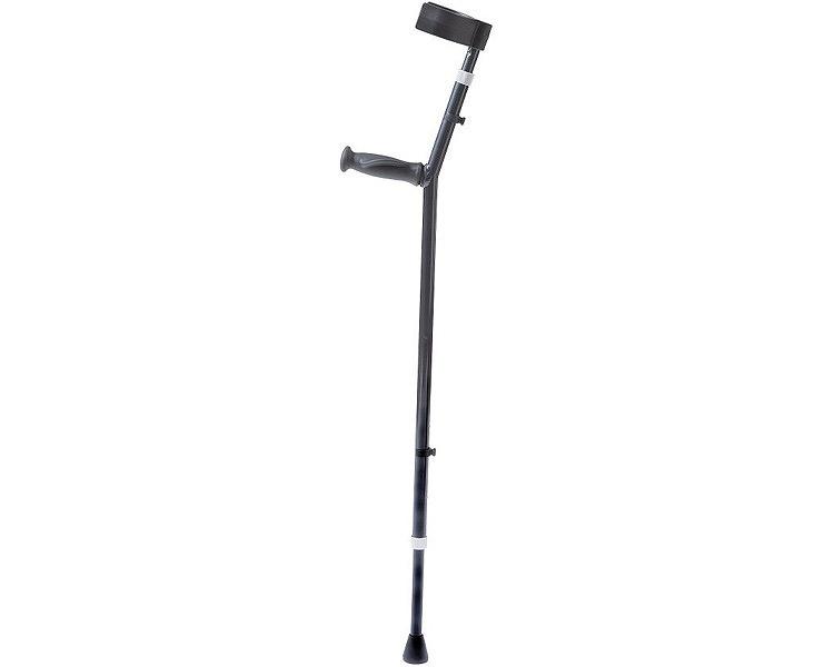 Mgクラッチ クローズドカフタイプ 左右兼用 杖 ステッキ ロフストランドクラッチ 松葉杖 松葉づえ 介護 杖