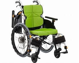 車椅子 車いす 車イス 送料無料 ネクストコア・アジャスト 自走用車いす モジュールタイプ NEXT-51B 松永製作所(車椅子 車いす 車イス)
