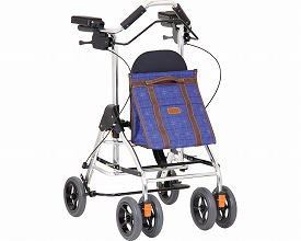 テイコブリトルF / WAW03 幸和製作所(手押し車 老人 ショッピングカート 4輪 老人 手押し 車 シルバー)(介護用品 歩行器 介護 高齢者 歩行器 シルバー)