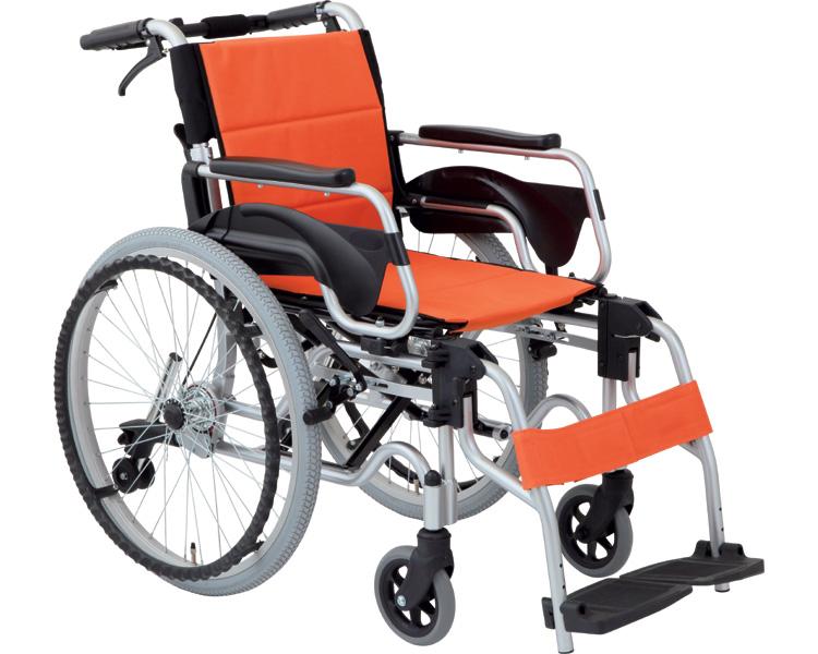 車椅子 車いす 車イス 送料無料 多機能車いす デラックスII 自走用 / HTB-22DX 美和商事(車椅子 車いす 車イス)