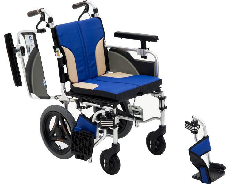 車椅子 軽量 アルミ介助車いす SKT-2000 ミキ(車椅子 車いす 車イス)