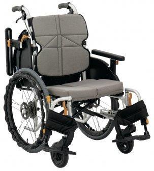 車椅子 車いす 車イス 送料無料 ネクストコア・ミニモ 自走用車いす NEXT-50B 松永製作所(車椅子 車いす 車イス)