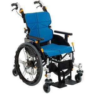 車椅子 車いす 車イス 送料無料 ネクストコア・くるり 自走用 NEXT-70B 松永製作所(車椅子 車いす 車イス)