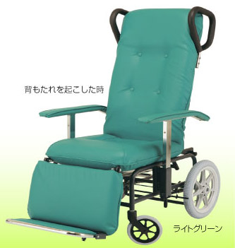 車椅子 フルリクライニングカームF / No.228 【睦三】【smtb-KD】