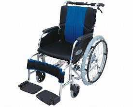 車椅子 軽量 アルミ自走用車いすシリウス 0101-LA レボスタシリーズ インターリンクス (車椅子 軽量 折り畳み 自走式 車いす 車イス アルミ製)