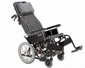 リクライニング 車椅子 介助用ティルティング&リクライニング車椅子 KX16-42N モジュールタイプ  カワムラサイクル (車椅子 車いす 車イス 折りたたみ)