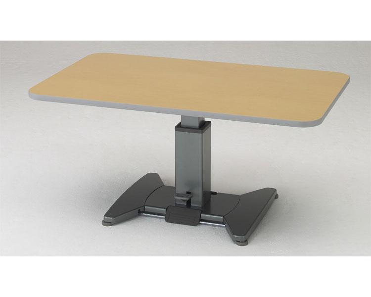折りたたみ昇降テーブルTLX 30009 / 4人用【ピジョンタヒラ】【smtb-KD】